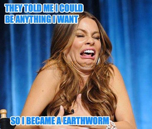 Celeb Earthworm