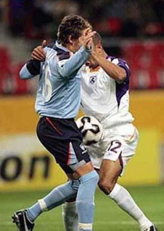 Soccer Tango